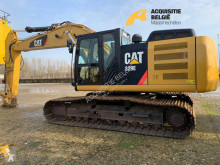 Caterpillar 329EL used track excavator