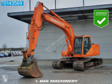 Excavadora excavadora de cadenas S170LC-V DOOSAN 6 CYLINDER ENGINE