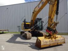 Excavadora Caterpillar 320 EL excavadora de cadenas usada