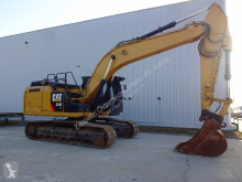 Excavadora Caterpillar 324 E LN excavadora de cadenas usada
