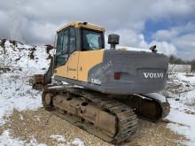 Volvo EC140 CLM верижен багер втора употреба