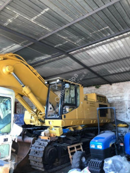 Caterpillar 365B used track excavator