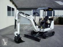 Excavadora miniexcavadora Bobcat E 14