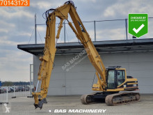Caterpillar 322BL UHD - DEMOLITION - 6 CYLINDER ENGINE pelle sur chenilles occasion