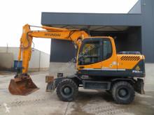 Hyundai Robex 140 W-9 excavadora de ruedas usada