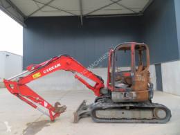 Excavadora Volvo ECR 58 D miniexcavadora usada