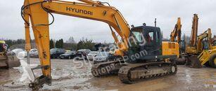 Hyundai ROBEX 250 LC-7A pelle sur chenilles occasion