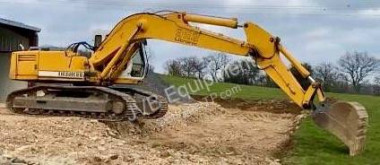 Liebherr R922 Litr. HD-SL used track excavator