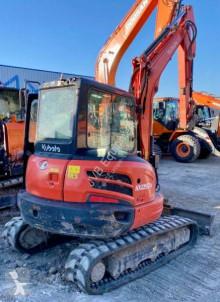 Kubota KX057-4 used mini excavator
