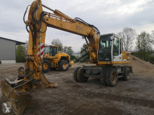 Excavadora Liebherr A 904 excavadora de ruedas usada