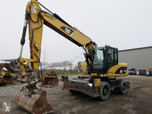 Pelle sur pneus Caterpillar CAT M 316 D