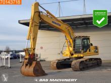 Komatsu track excavator PC290LC8