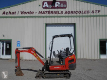 Kubota KX016-4 used mini excavator