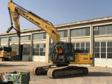 New Holland E 265 C used track excavator