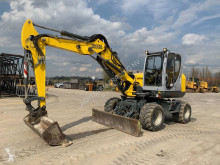 Excavadora Wacker Neuson EW100 (included 3 buckets) excavadora de ruedas usada