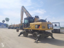 Caterpillar M322D MH(0426) колесен багер втора употреба
