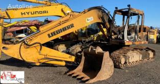 Excavadora Liebherr R 904 STD excavadora de cadenas usada