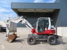 Takeuchi TB295W (powertilt) escavatore gommato usato