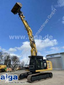 Excavadora Caterpillar 320EL, Schnellwechselsystem, Schaufel + Löffel excavadora de cadenas usada