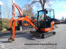 Kubota KX 019-4 mini escavatore usato