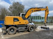 Liebherr A920 Litronic excavadora de ruedas usada