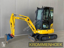 Escavadora Komatsu PC 18 MR-3 mini-escavadora usada