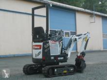 Excavadora Bobcat E 10 AAEM miniexcavadora usada