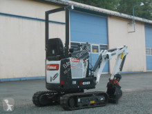 Escavadora Bobcat E 10 AAEM mini-escavadora usada