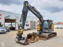 Excavadora Volvo ECR145EL excavadora de cadenas usada
