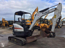 Bobcat E 26 mini pelle occasion