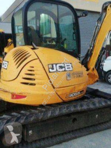 Escavadora JCB 80.55 mini-escavadora usada