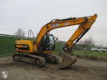 JCB JS 145 LC used track excavator