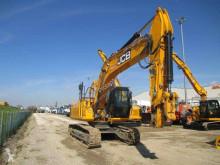 JCB JS 220 used track excavator