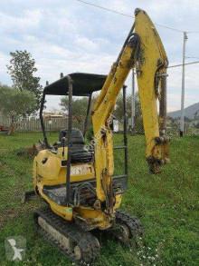Excavadora Komatsu PC 15-R8 miniexcavadora usada