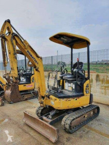 Komatsu PC 18 MR-2 mini pelle occasion