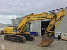 New Holland E215B pelle sur chenilles occasion