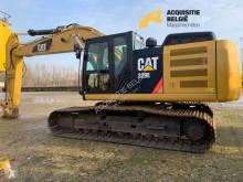 Caterpillar 329EL excavadora de cadenas usada
