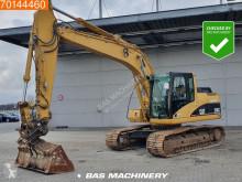 Caterpillar 318C bæltegraver brugt