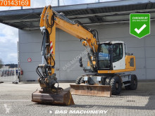 Liebherr A918 TILT BUCKET - GERMAN MACHINE used wheel excavator