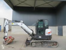 Excavadora Bobcat E 50 EM miniexcavadora usada