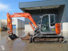 Hitachi ZX 85 US B LC-3 used mini excavator