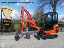Kubota KX 016-4 used mini excavator