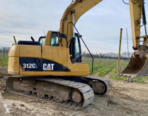 Caterpillar 312CL used track excavator