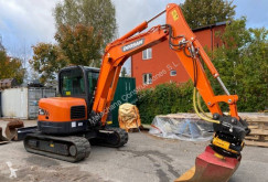 Mini pelle Doosan DX 62R