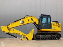 Caterpillar 323D 3 excavadora de cadenas usada