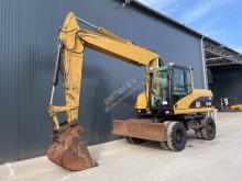 Excavadora Caterpillar M316 excavadora de ruedas usada