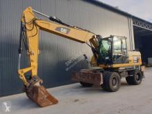 Excavadora excavadora de ruedas Caterpillar M316