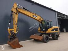 Excavadora excavadora de ruedas Caterpillar M318D