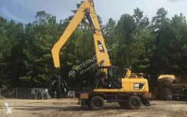 Excavadora Caterpillar M322D MH excavadora de manutención usada