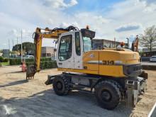 Excavadora Liebherr A314 Litronic excavadora de ruedas usada